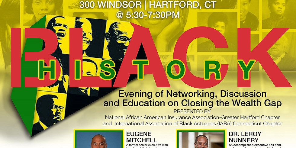NAAIA Greater Hartford Annual Black History Month Event
