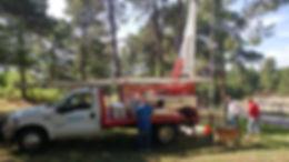 Service in Larkspur