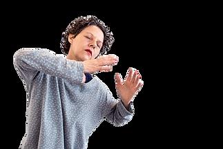Claudia Schmid Trainerin bei Tanzen ohne Grenzen