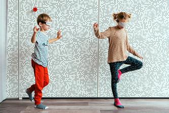 Kinder bei einem Move your Limits Workshop