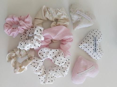 Taschenwärmer & passendes Haarband