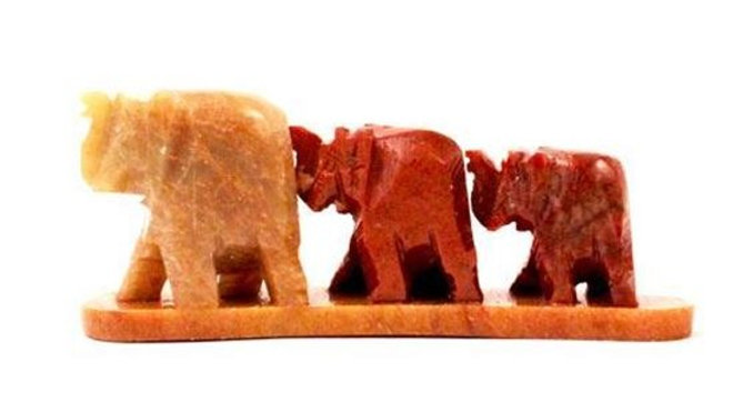 3 Elephant Parade Stick Burner
