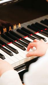 豊島区・文京区・渋谷区・新宿区・北区・千代田区・台東区のピアノ教室です。