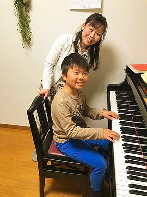 豊島区・文京区・巣鴨・池袋・大塚・目白・王子のピアノ教室なら鴨田友梨香ピアノ教室へ!