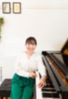 ピアニスト鴨田友梨香