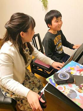 大塚・巣鴨・池袋・豊島区・文京区のピアノ教室