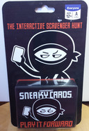 Sneaky Cards Hangsell