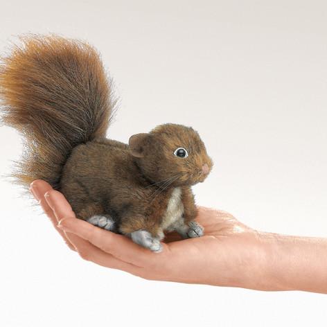 Mini Red Squirrel