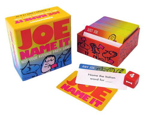 Joe Name It