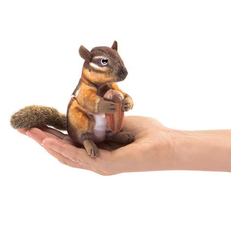 Mini Chipmunk with Acorn