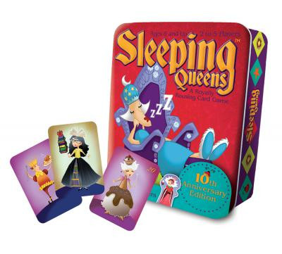 Sleeping Queens Deluxe Edition