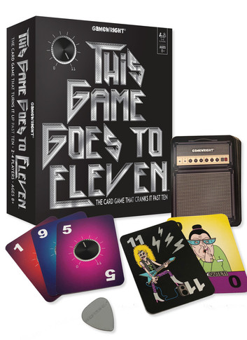 This Game Goes To Eleven