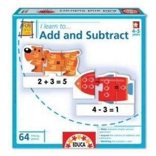 I LEARN TO ADD AND SUBTRACT 16418