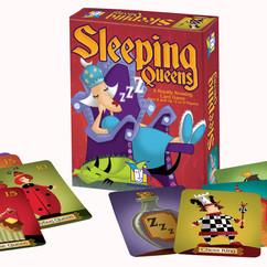 #10 Sleeping Queens