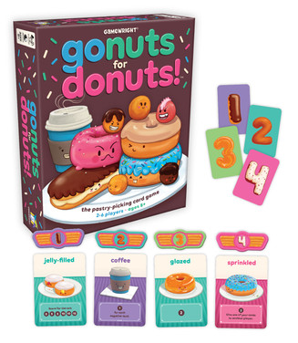 Gonuts For Donuts NEW