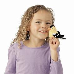 Mini Goldfinch