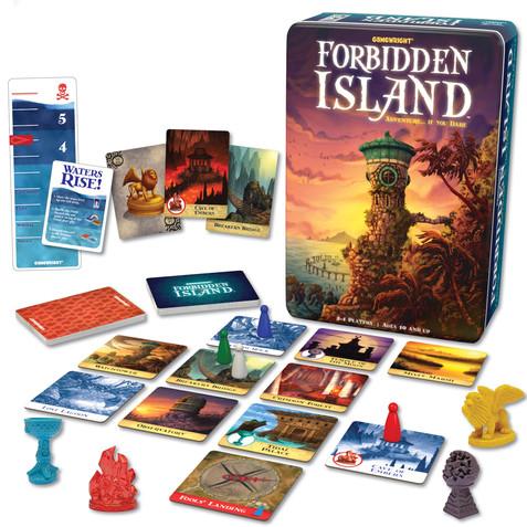 #5 Forbidden Island