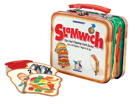 Slamwich Collector's Tin