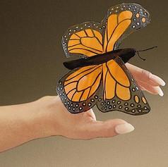 Mini Monarch Butterfly
