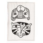 Wee Gallery OrganicCotton Quilt  --  Wild