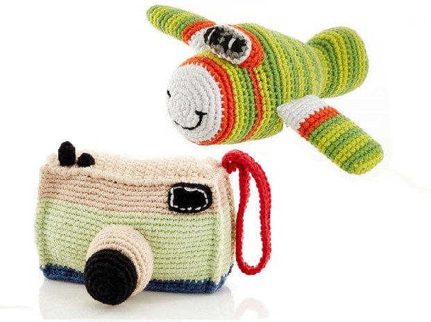 Transport & Fun Rattles