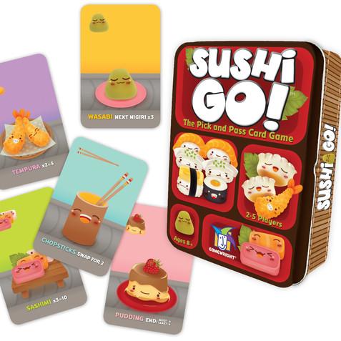 #2 Sushi Go!