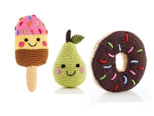 Fruit, Vegies and Sweet Treats