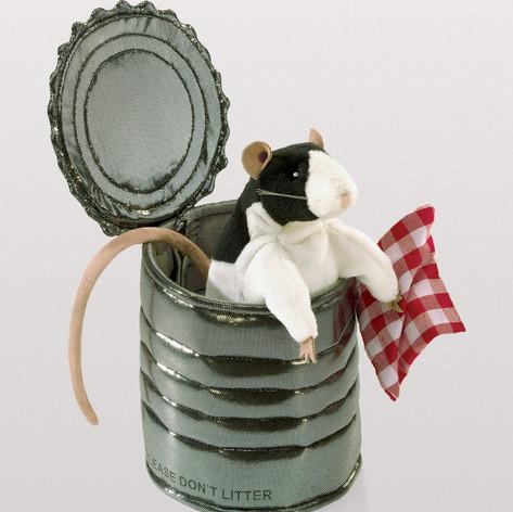 Rat In Tin Can