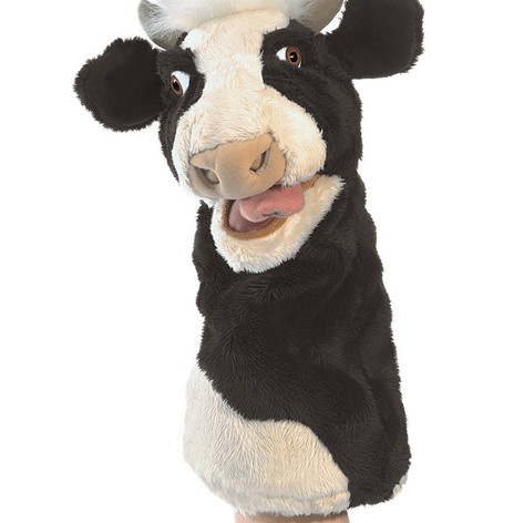 Cow Stage Puppet