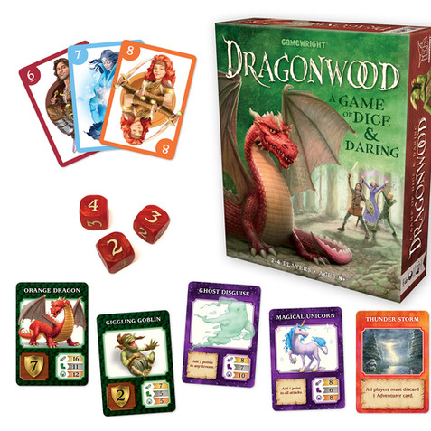 #3 Dragonwood