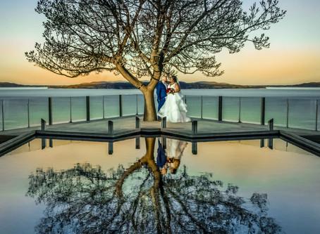 Jazz & Jeremy's Wedding at Glen Albyn Hobart