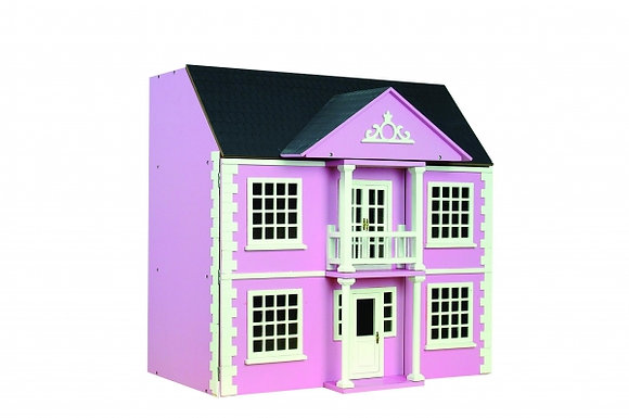 NEWNHAM DOLLS HOUSE READY PAINTED ON OUTSIDE