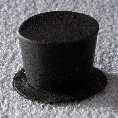 GENTLEMENS TOP HAT