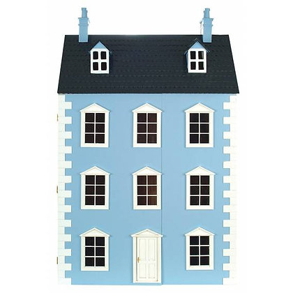 DARTMOUTH PAINTED BLUE DOLLS HOUSE