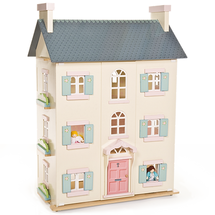 CHERRY TREE HALL CHILD'S DOLL'S HOUSE