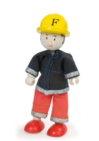 BUDKIN FIRE CHIEF TED CHARACTER