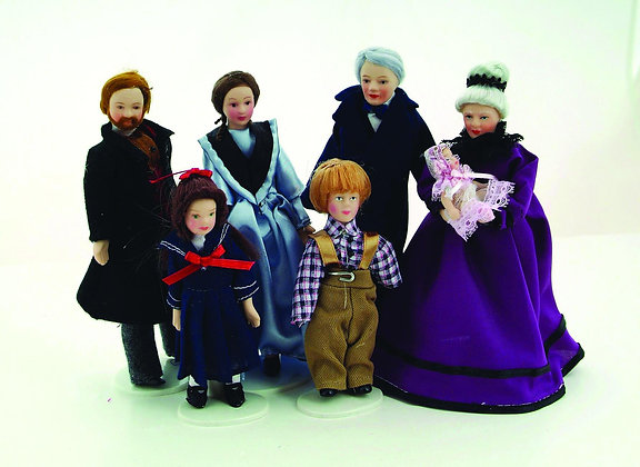 VICTORIAN FAMILY ***FREE POSTAGE