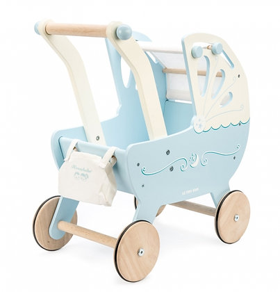 MOONLIGHT  DOLLS PRAM **FREE UK POST**