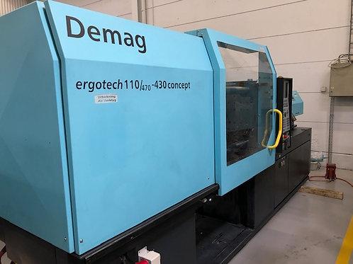 DEMAG 110 ton