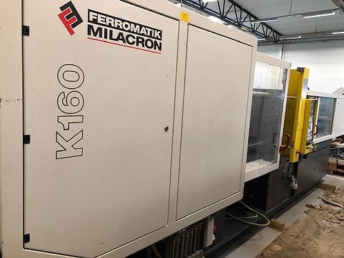 Ferromatik Milacron 160 ton