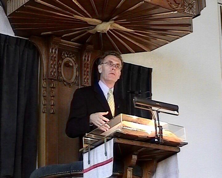Gemeentepredikant
