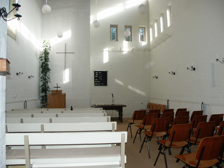Kerk: Licht van boven
