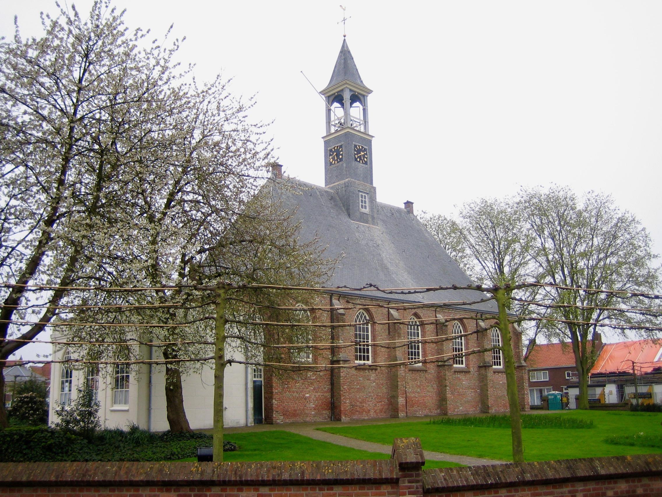 Dorpskerk: Heilig Huis voor het dorp