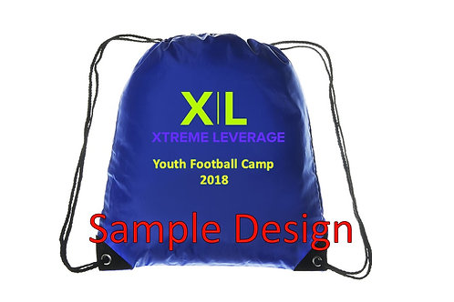 Nylon Book Bag Sponsor 1