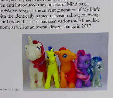 My Little Pony Collectibles Book Review
