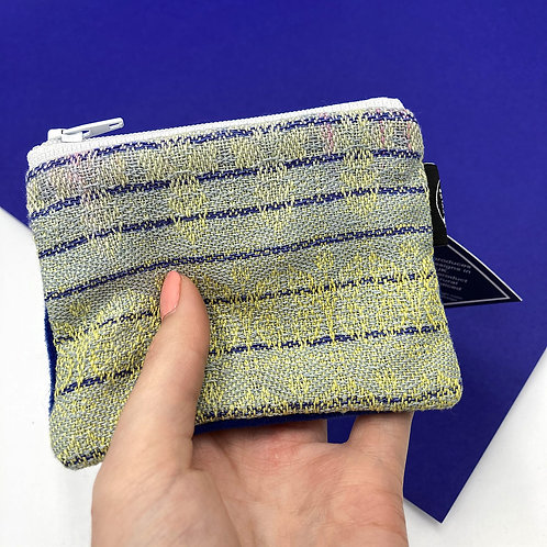 Handwoven Coin Purse - Sherbet Wings