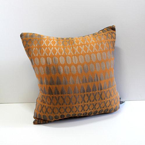 Handwoven Cushion - The Original Orange