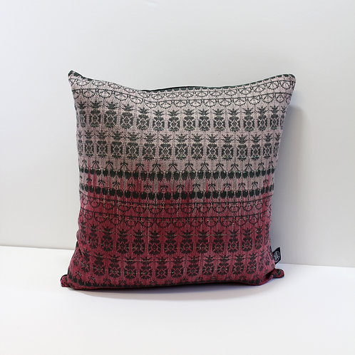 Handwoven Cushion - Forest Fruits