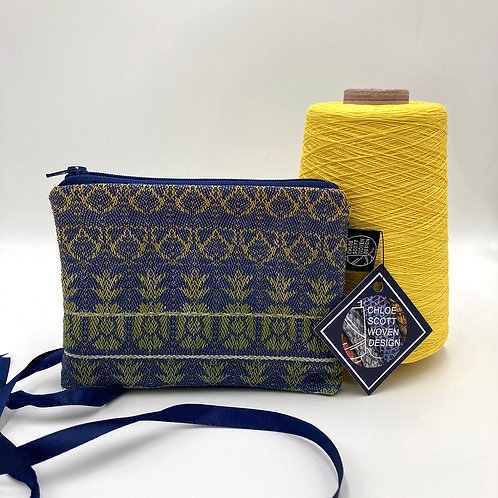 Handwoven Small Pouch - Feeling Fresh