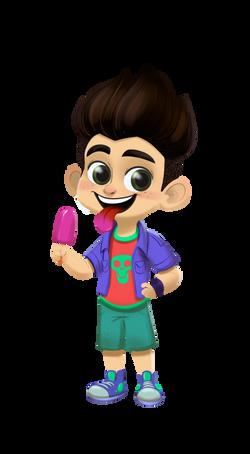 Niño color v1